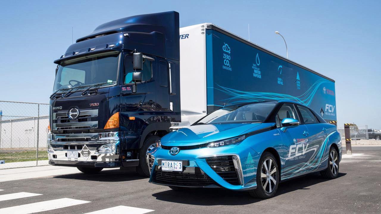"""氢燃料电池产业链大拆解:商业化提速尚需""""闯三关"""""""