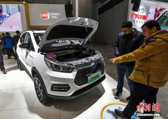 工信部:将大力推进燃料电池汽车产业创新发展