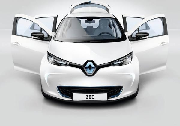 德国4月电动车销量:雷诺Zoe战胜特斯拉Model 3夺销冠