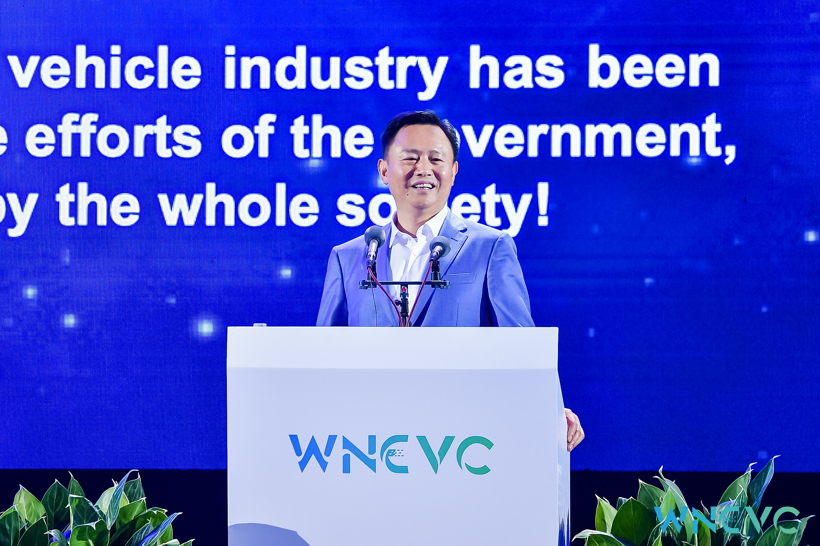 中国一汽董事长徐留平:纯电动汽车产业发展有三大关键问题