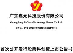 6μm极薄铜箔销售占比上升 嘉元科技上半年净利1.81亿元
