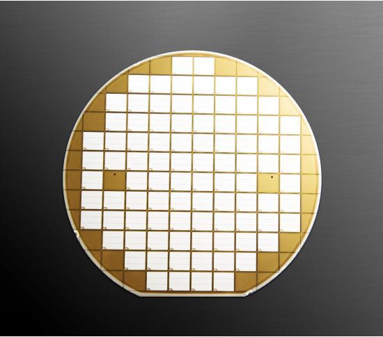 比亚迪IGBT4.0晶圆