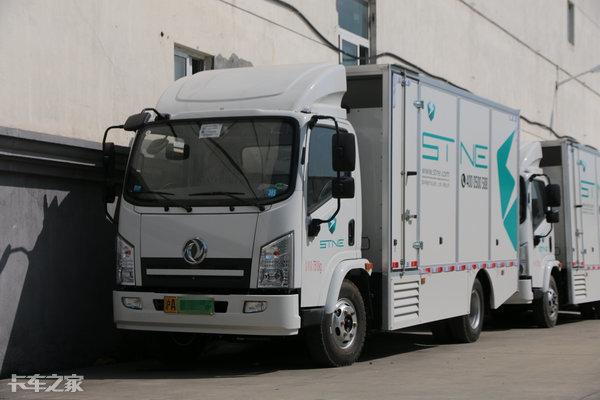 东风汽车:签订战略合作协议 联合开展氢燃料电池汽车开发