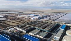 *ST盐湖上半年营收99.31亿元 销售碳酸锂4244.5吨