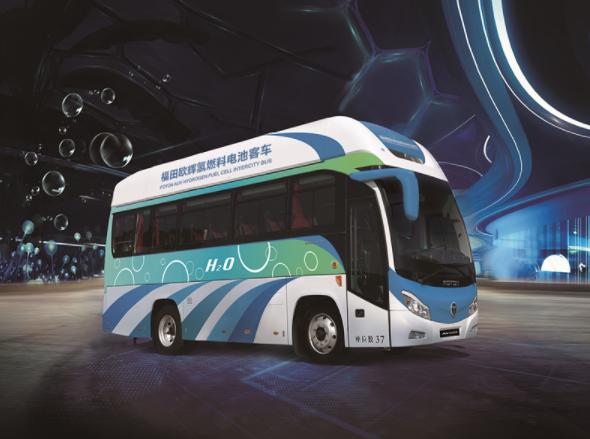 2019年第8批新能源车推广目录发布 13款燃料电池车入选