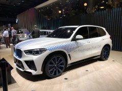 2022年燃料电池车小规模量产 宝马多元路线图更完整