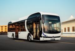 22台12米纯电动客车!比亚迪斩获德国首个纯电动大巴订单