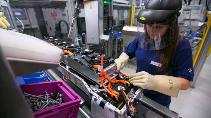欧洲推动电池发展  有望缓解投资者的困境