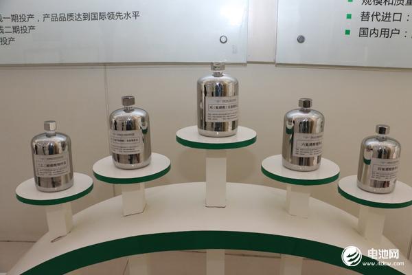 2019年中国锂电池行业电解液年度竞争力品牌榜单