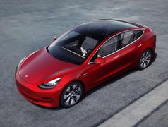 特斯拉长续航版Model 3增加12英里里程 涨价500美元