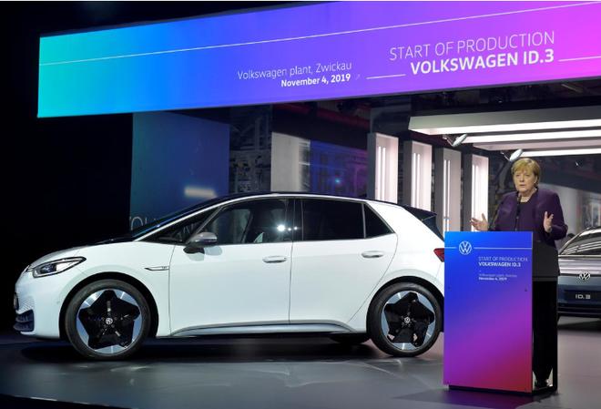 德国计划从2020年起的五年内将电动汽车补贴提高一半