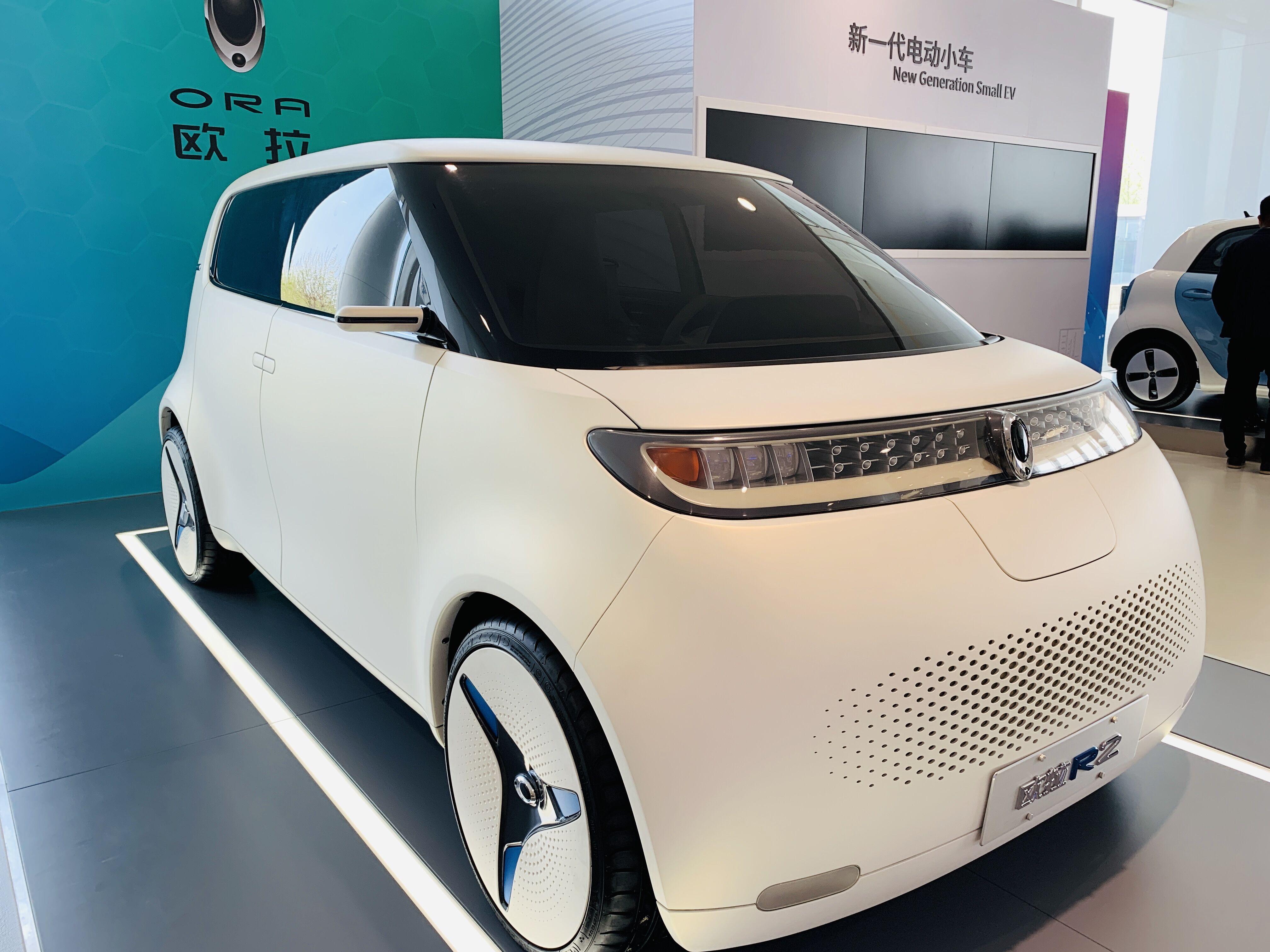 长城汽车旗下新能源车品牌欧拉10月销售1774辆 同比增长150%