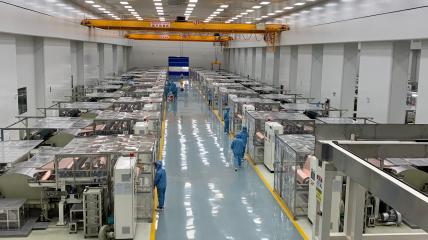 诺德股份副总裁李鹏程:强者恒强是新能源车产业大有希望的信号
