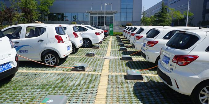 1-11月我国新能源车生产109.3万辆 销售104.3万辆