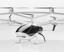 飞行出租车公司Volocopter再获8700万欧元投资
