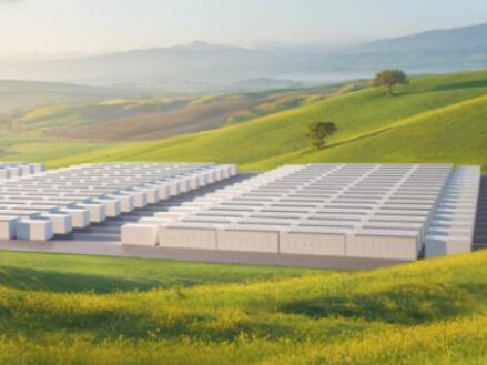 特斯拉加州建1GWh电池储能项目获批 预计下个月破土动工