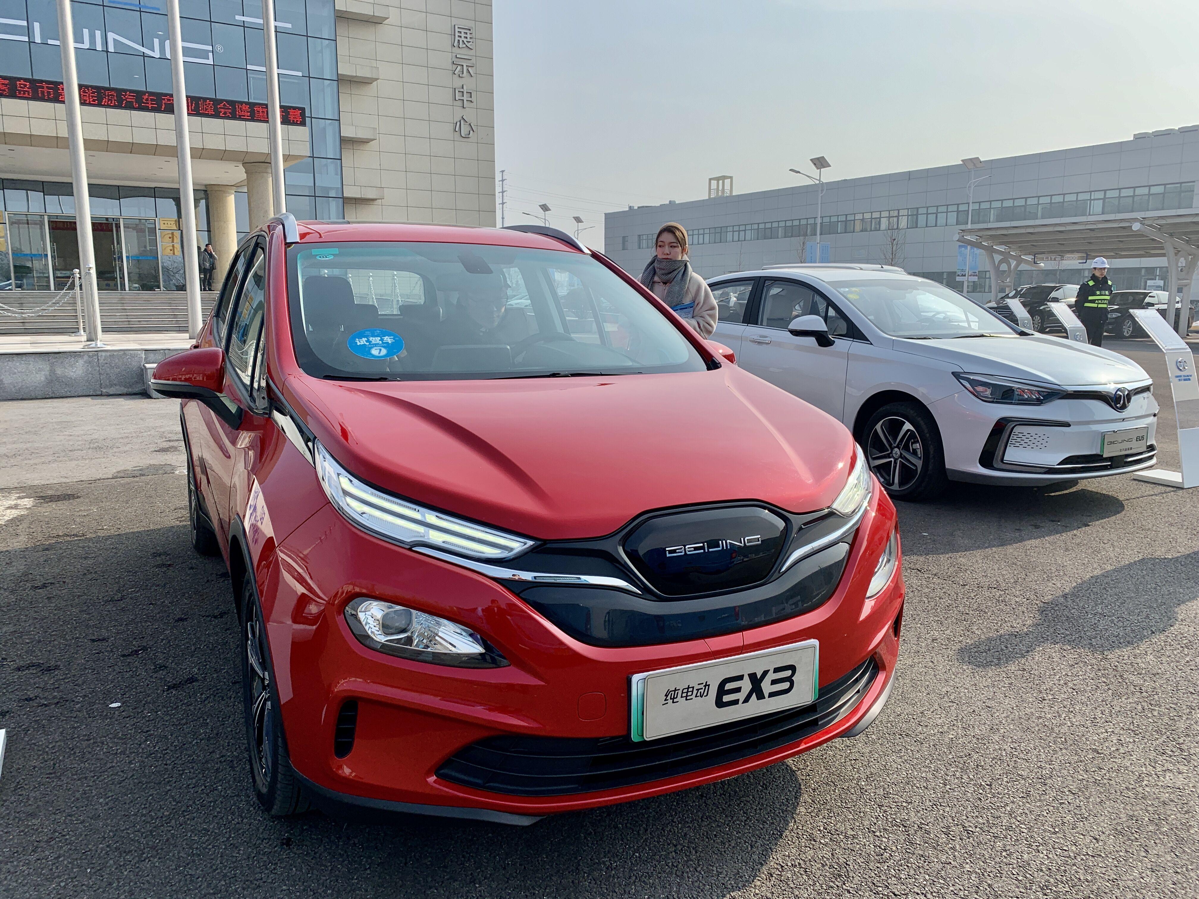 北京新能源车指标首期派尽  车企营销提前开打争夺战