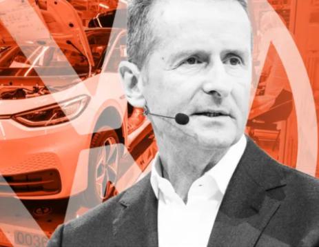 迪斯反驳大众电动化质疑者:明年发布的电动车能实现高尔夫水平的利润