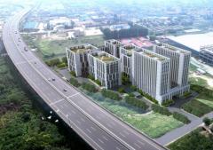 总投资3亿元 青岛港乐新能源产业园项目破土动工