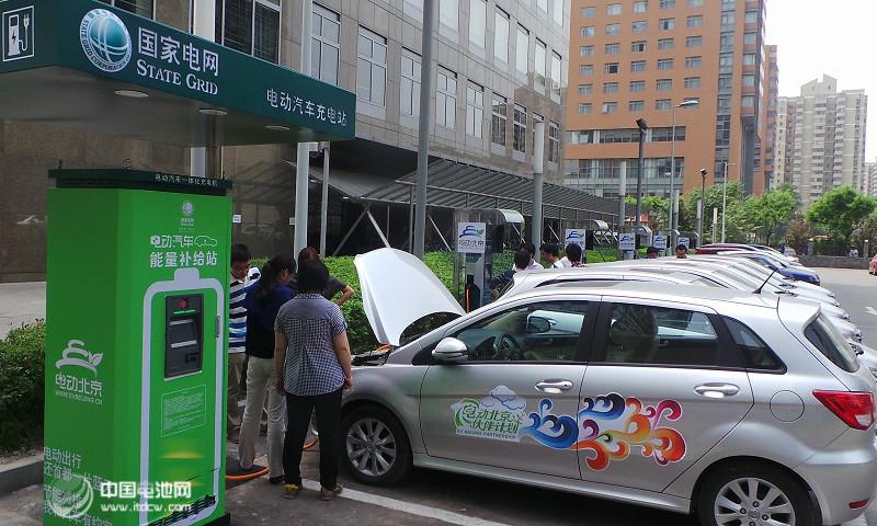 北京市发布电动汽车社会