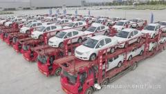 河南速达首批200台纯电动轿车发往德国 全年将出口1.2万辆