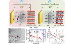 大连化物所利用钒基二维异质结材料构建高性能锌离子电池