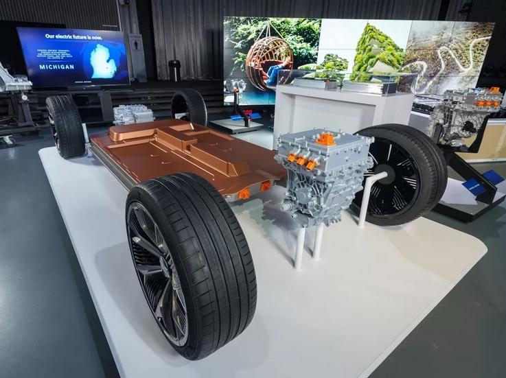 通用汽车预计2040年电动汽车才能完全取代内燃机车型