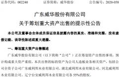 威华股份拟出售公司人造板业务 聚焦锂电新能源材料领域
