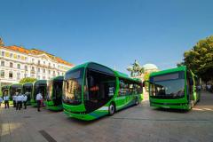匈牙利古城喜迎史上首批纯电动大巴 来自中国品牌欧洲制造