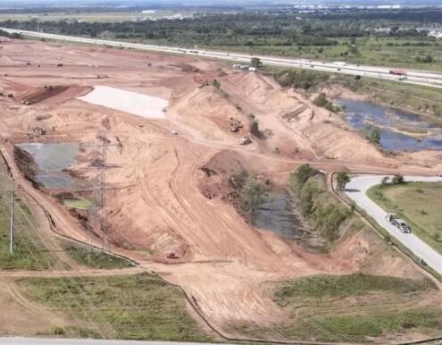 特斯拉神速建设美国第二座电动车工厂:刚宣布选址马上破土施工