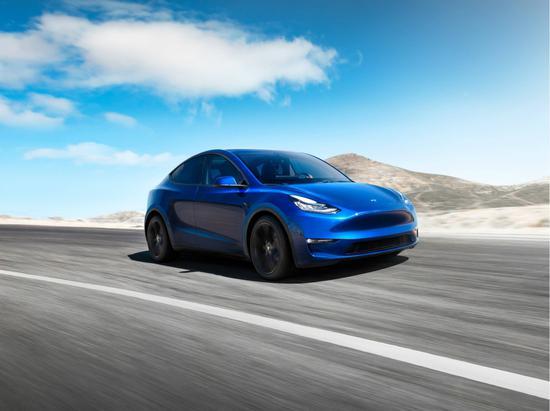 48.8万元起售 国产特斯拉Model Y明年初下线