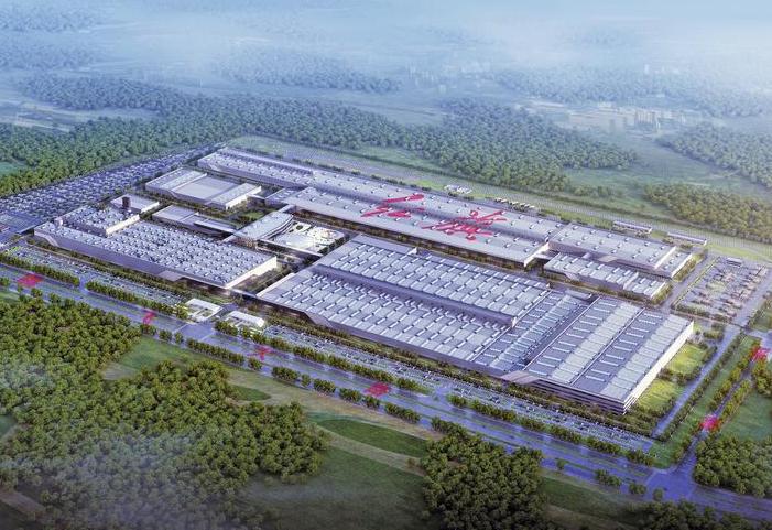 总投资80亿元 一汽红旗新能源汽车工厂赋能红旗品牌振兴