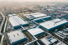 上汽大众新能源汽车工厂将于10月正式投产 规划年产能30万辆