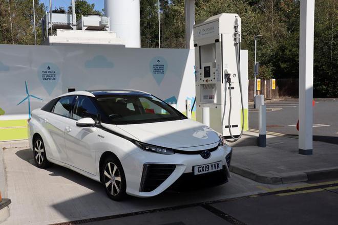 外媒:FCEV氢动力技术真的环保且适合私家车吗?