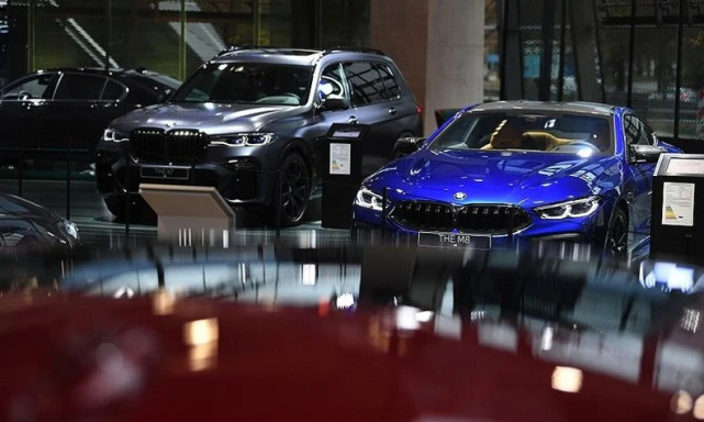 10月欧洲新车销量再次下跌 疫情二度爆发令车市雪上加霜