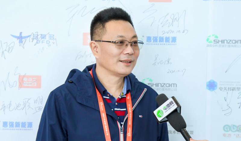 大族激光副总裁黄祥虎:新能源装备业绩逆势稳增 未来以稳破局