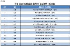 第九批符合《光伏制造行业规范条件》 企业和第四批拟撤销企业名单发布