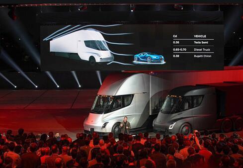 马斯克2021年要颠覆电动卡车领域?面临三大质疑
