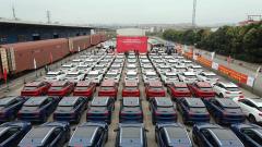 小康股份前1-11月新能源车销售1.7万辆 同比增长逾1.8倍