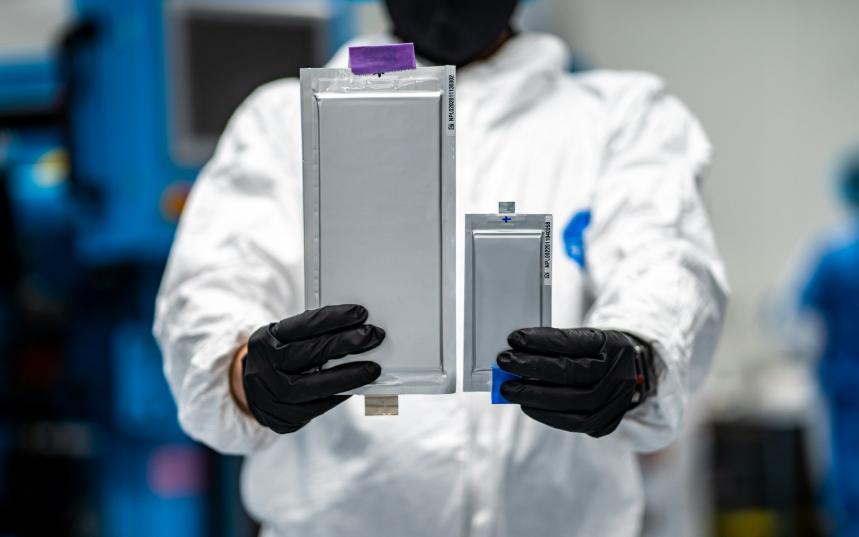 继大众后  福特投资的Solid Power2022年初测试固态电池