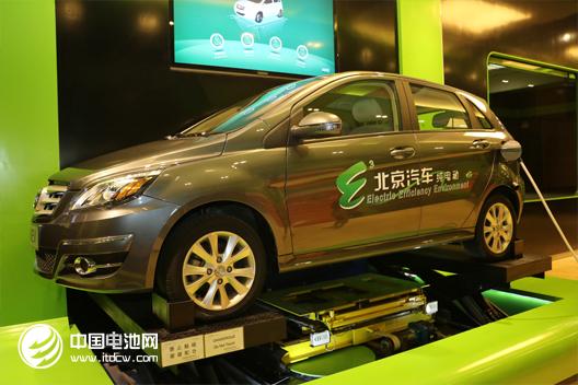 """多个城市力推新能源汽车""""换电模式""""  有望推出统一标准"""