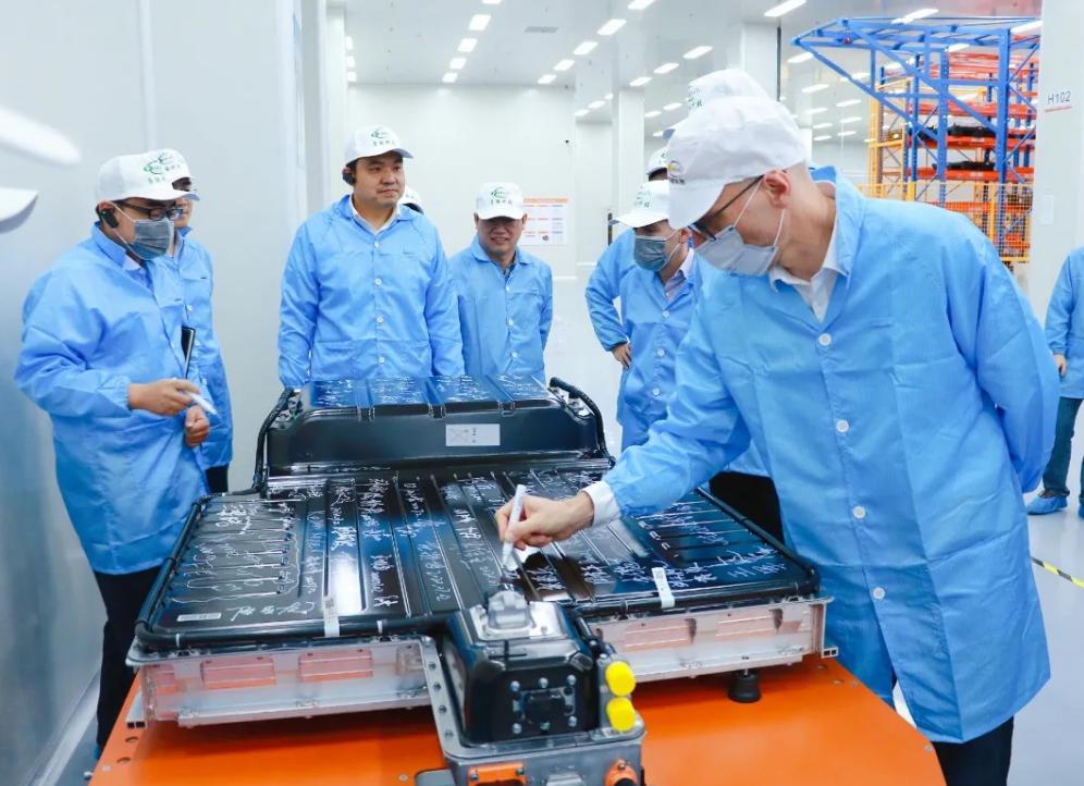 孚能科技:聘任王志刚为总经理 有利于提高公司管理水平