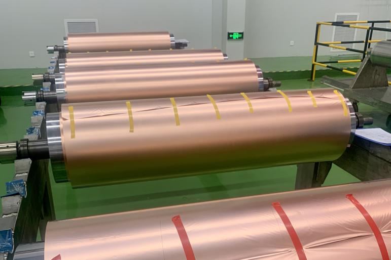 锂电池铜箔景气度持续提升 龙头企业争相募资扩产