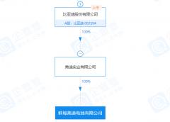 蚌埠弗迪注册成立:注册资本5000万元 比亚迪间接持股
