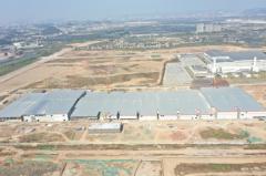 时代广汽动力电池项目正式封顶 规划产能提升至15GWH