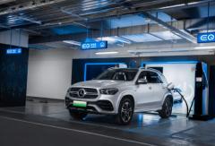 2020年奔驰在华新能源车型增势良好 今年将引入三款EQ纯电车