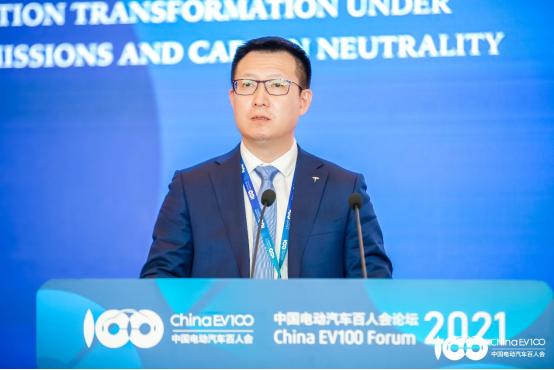 特斯拉中国区总经理王昊:全球交付近50万辆 为碳达峰、碳中和做贡献