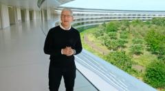 分析师:苹果最新季度销售额有望首次突破1000亿美元