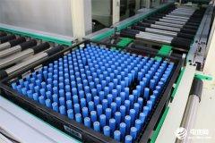 2020年我国锂离子电池产量188.5亿只 同比增长14.4%