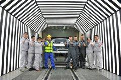 东风汽车去年净利5.54亿元 新能源车收入9.61亿元